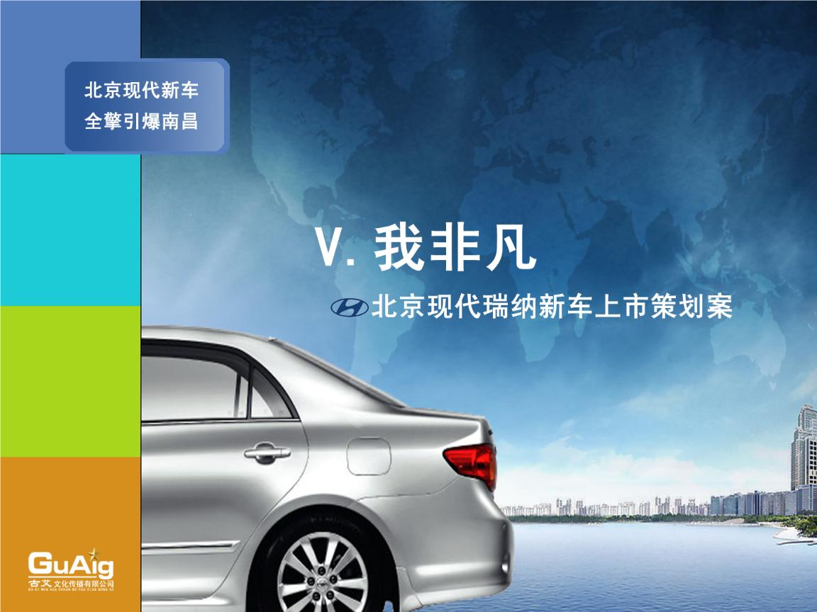 北京现代瑞纳新车上市策划案.ppt